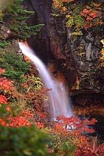 Both waterfalls photograph 2
